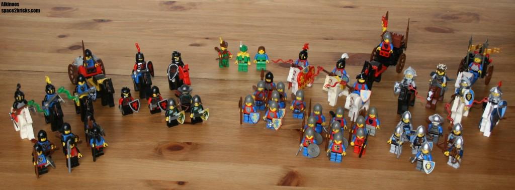 Armées chevaliers