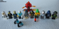 Minifigs Ultra Agents