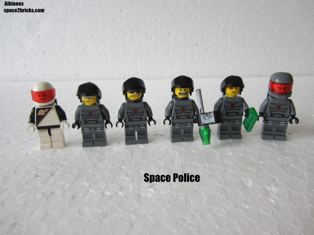 Space Police p1