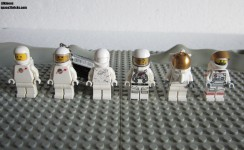 Lego Space minifigures p1