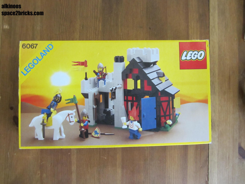 lego castle 6067 l auberge fortifi e lego r by alkinoos. Black Bedroom Furniture Sets. Home Design Ideas