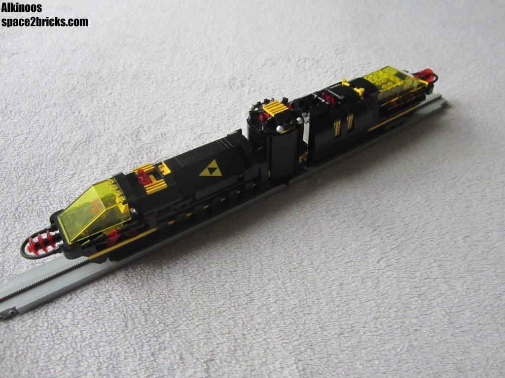 Monorail dans son ensemble