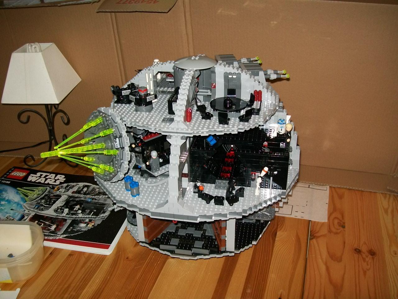L etoile noire set lego sw 10188 partie 5 bo te n 4 lego r by alkinoos - L etoile noire star wars ...