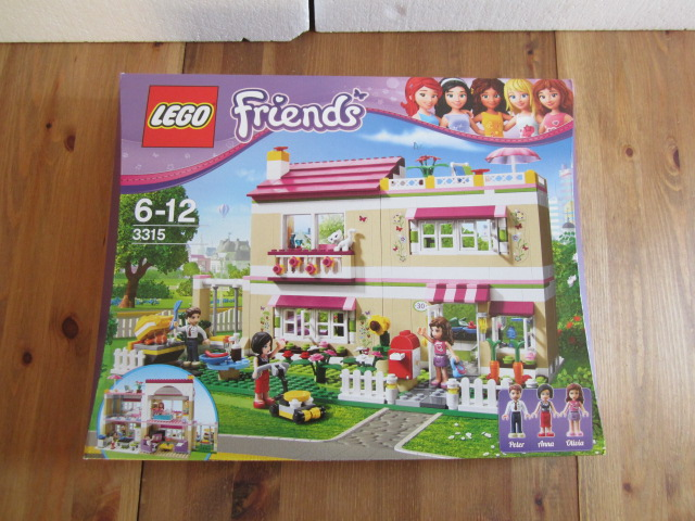 Lego Friends 3315 p1