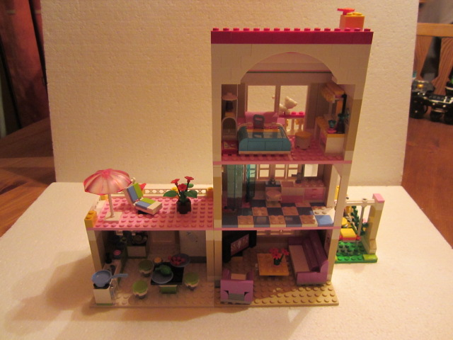 Lego Friends 3315 p16