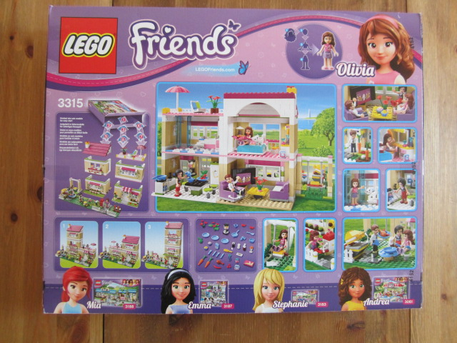 Lego Friends 3315 p2