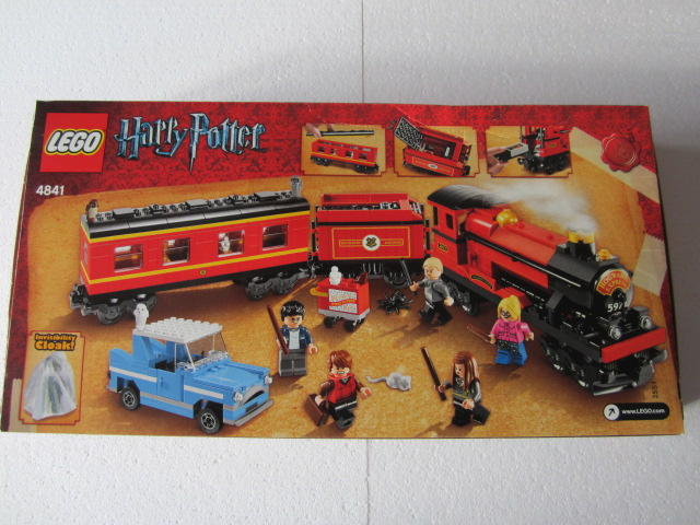 Set lego harry potter p1
