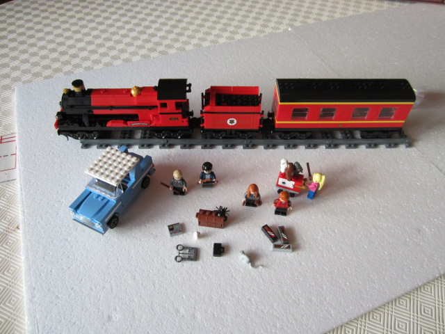 Set lego harry potter p24