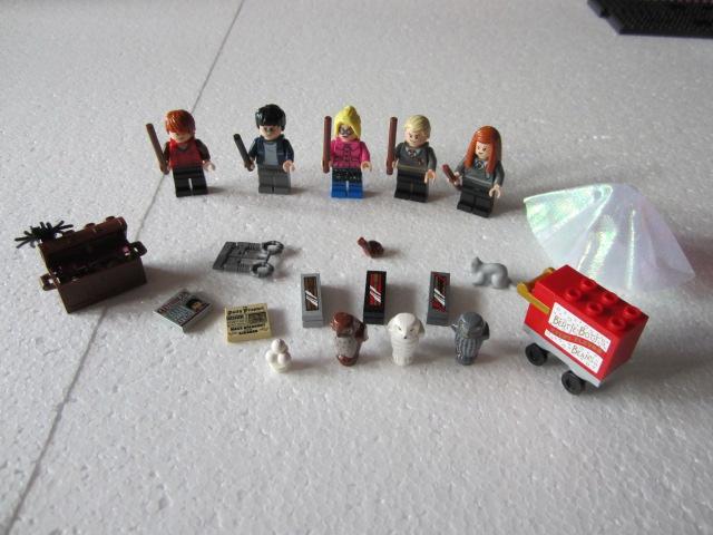 Set lego harry potter p9