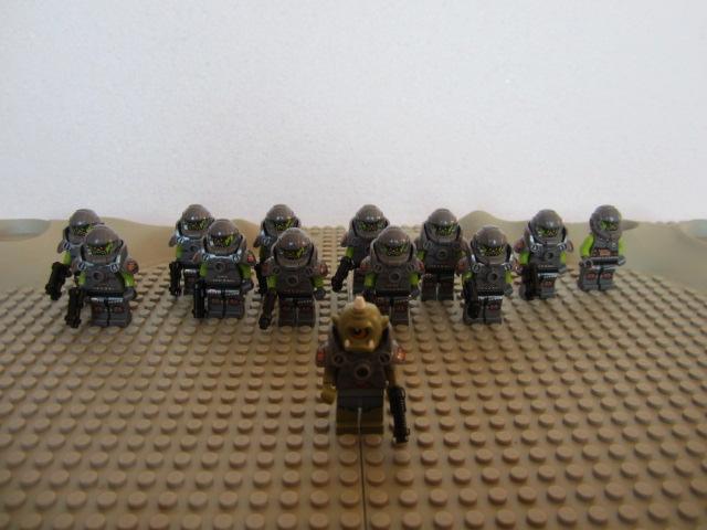 Armée space orks