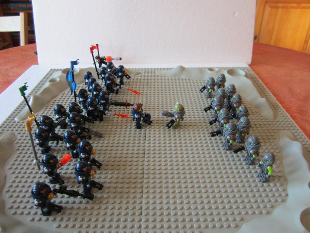 Combat H - Orks p1