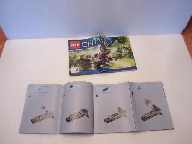 Lego Legends of Chima 70001 p12