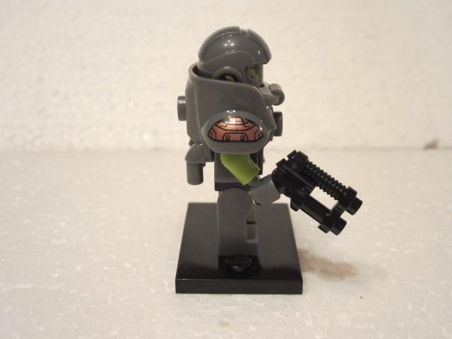 Minfig série 9 space ork 3
