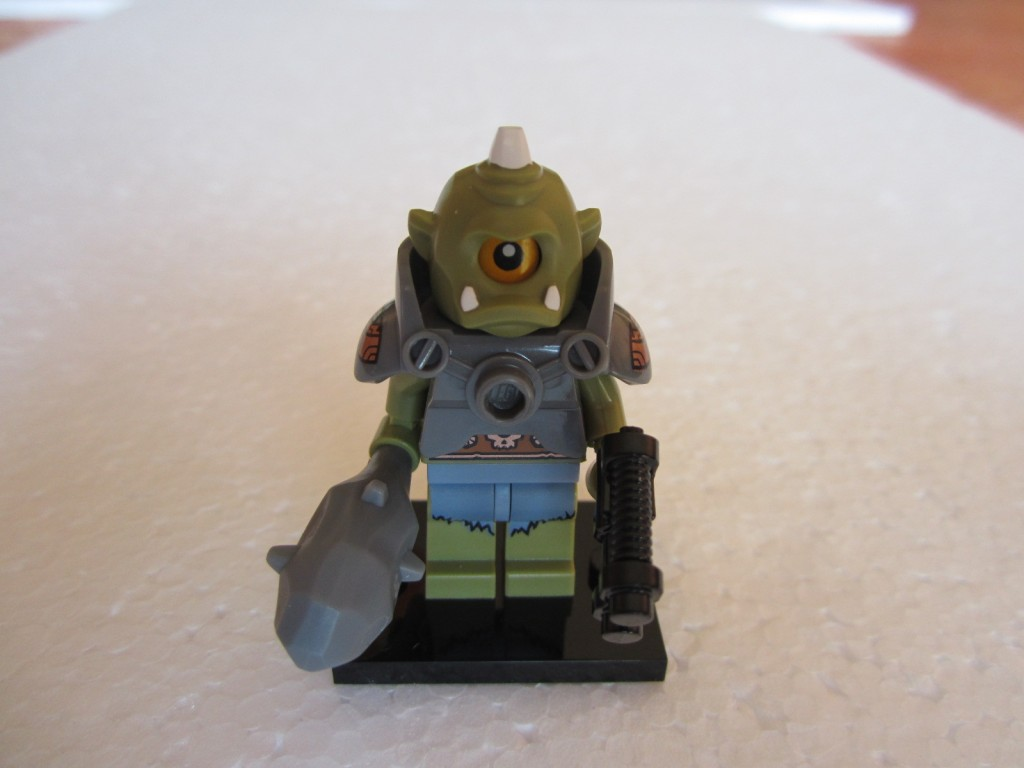 Space cyclope