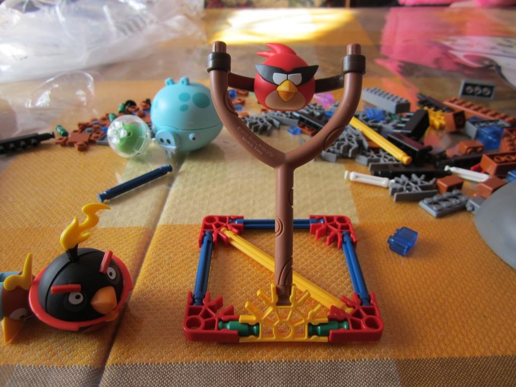 K-nex Angry Birds Space p12