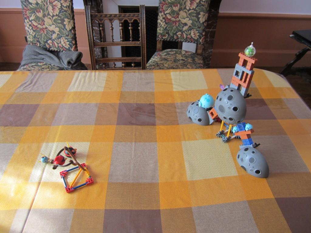 K-nex Angry Birds Space p13