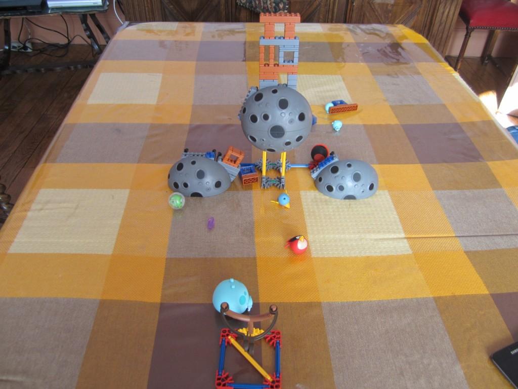 K-nex Angry Birds Space p17