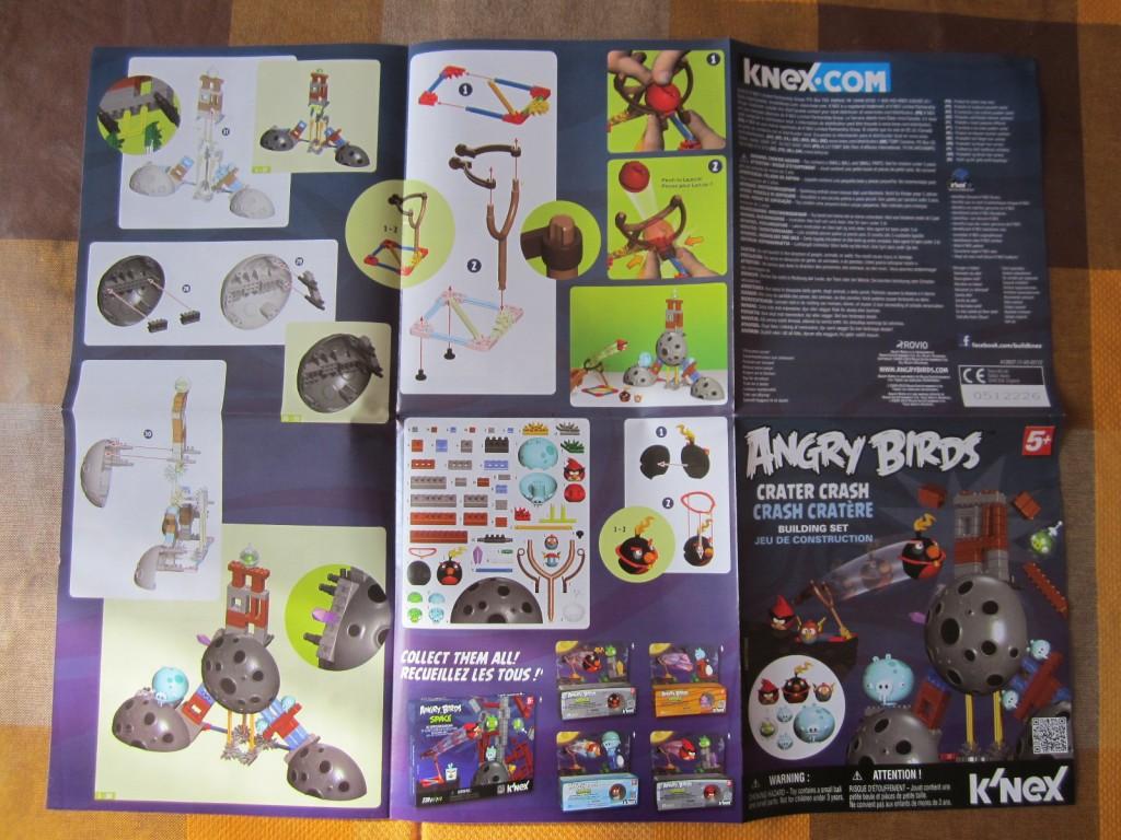 K-nex Angry Birds Space p5