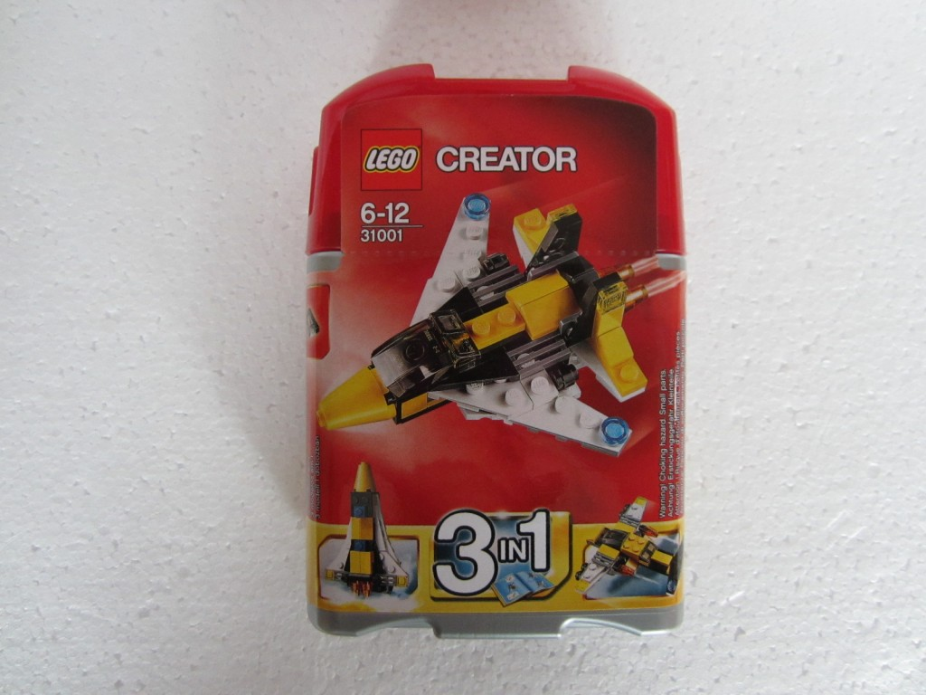 Lego creator 31001 p1