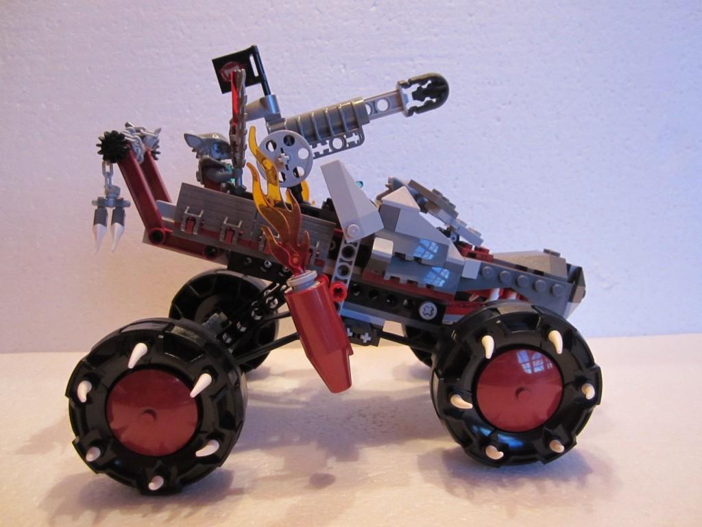 Lego Legends of Chima 70004 p22