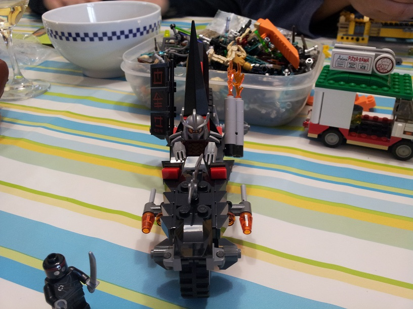 Lego tortue ninja 79101 p7