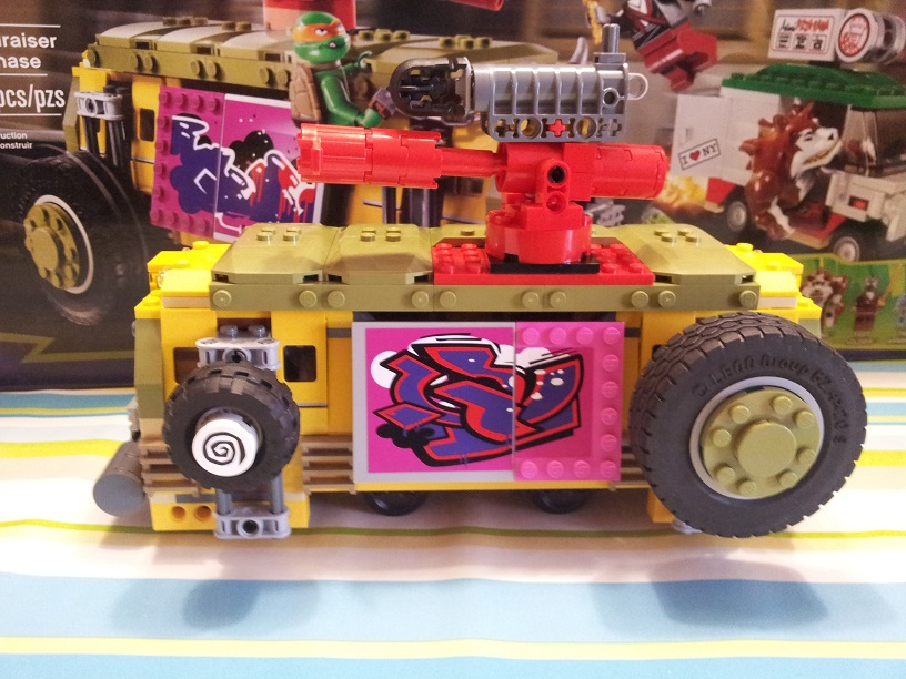 Lego tortue ninja 79104 p5