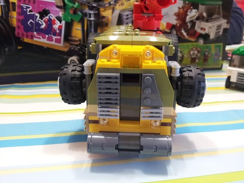 Lego tortue ninja 79104 p6