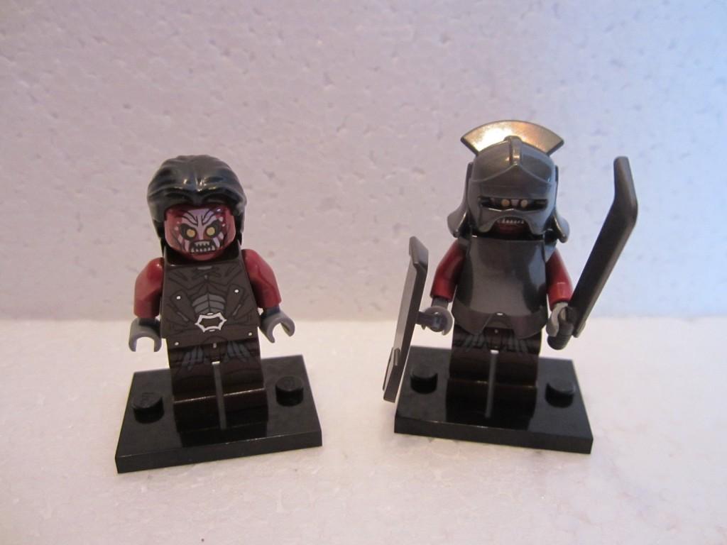 Soldats Uruk-Hai p1
