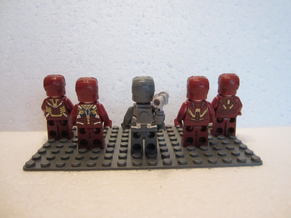 Armures Iron Man p2