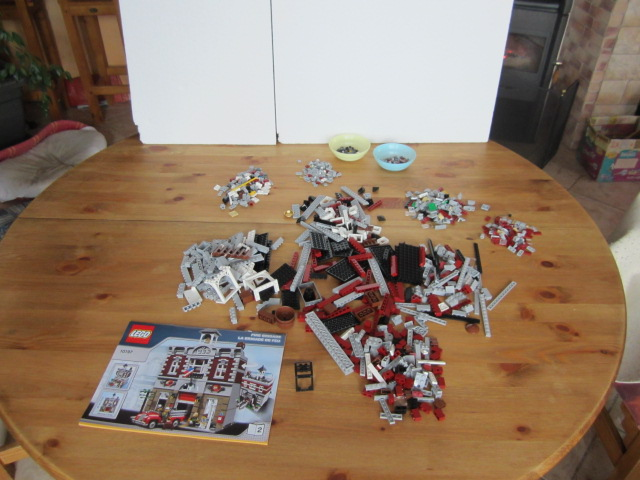 Lego 10197 part2 p1