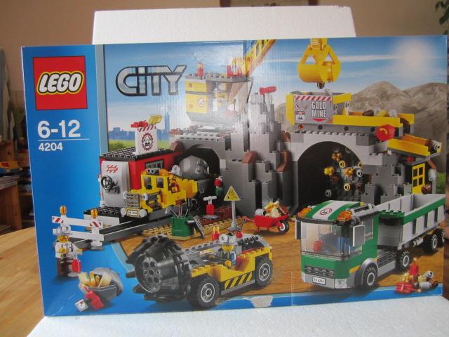 Lego city 4204 p1