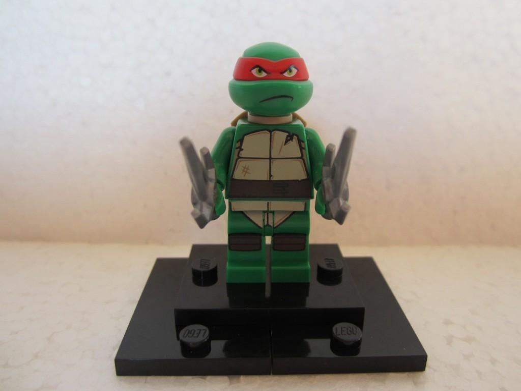Tortue Ninja Raphaël