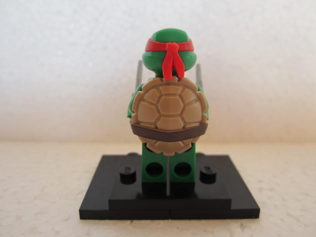 Tortue Ninja Raphaël p2