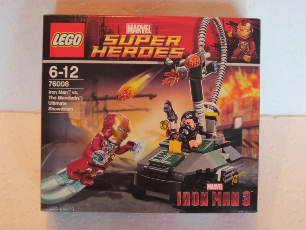 Lego Super Heroes 76008 p1
