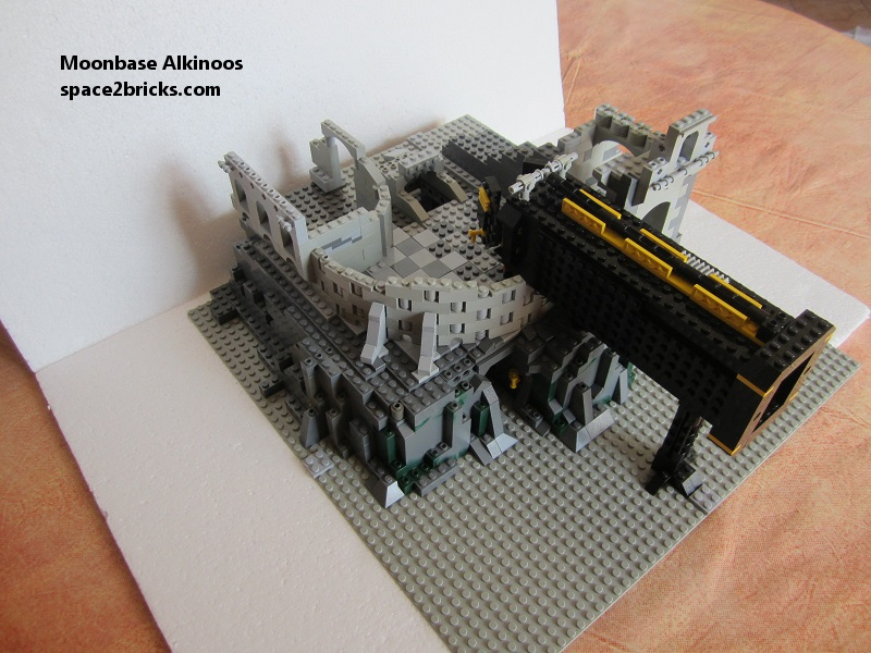 Module château p3r