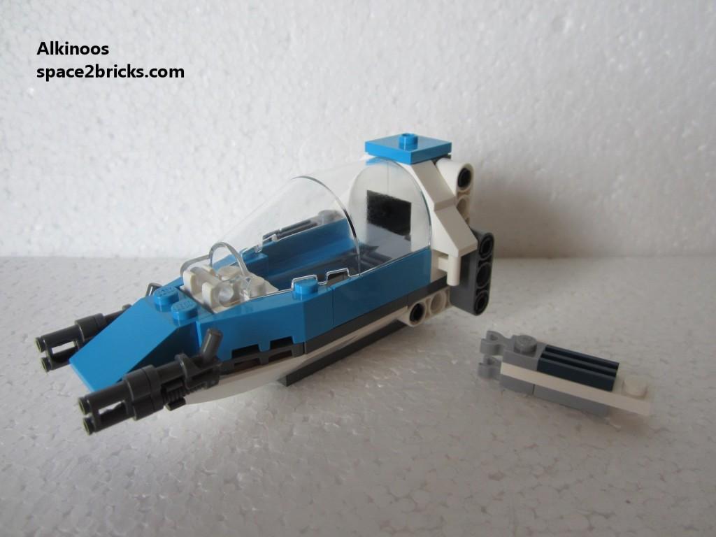 Lego Galaxy Squad 70701 p14