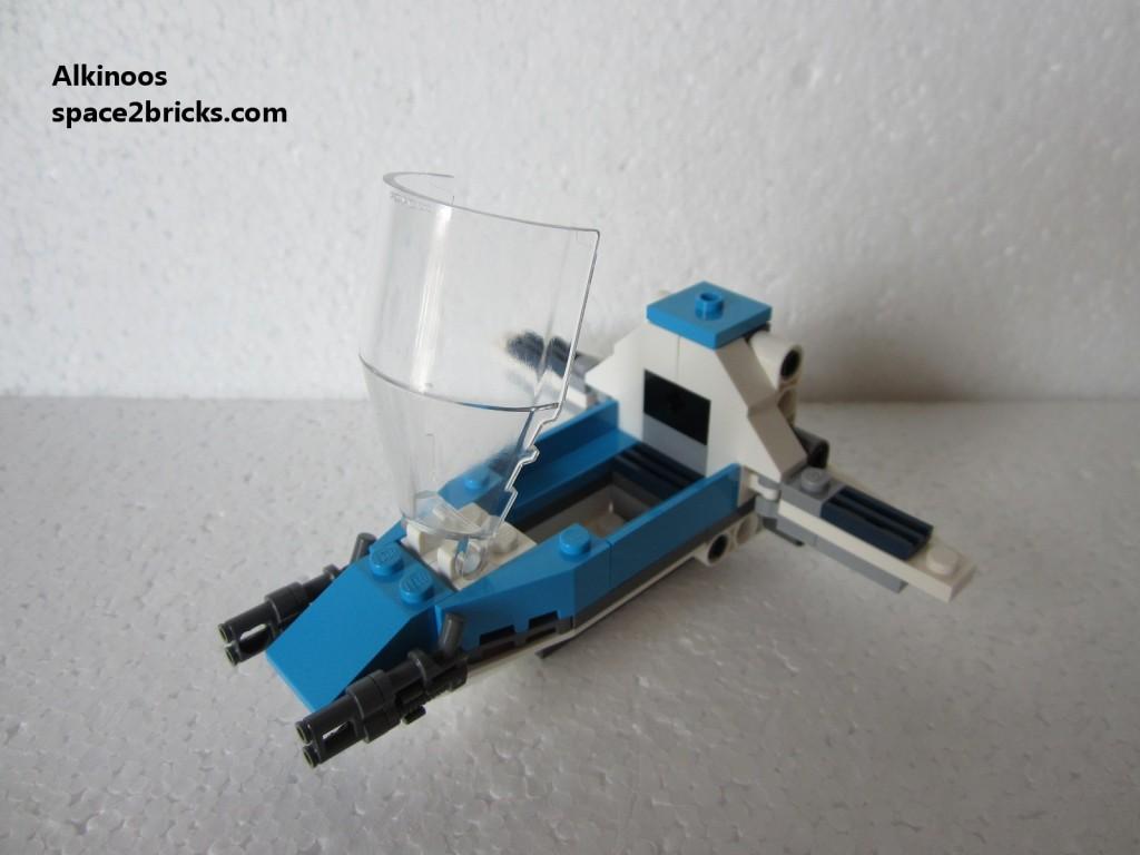 Lego Galaxy Squad 70701 p15