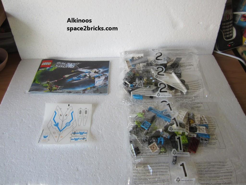Lego Galaxy Squad 70701 p4
