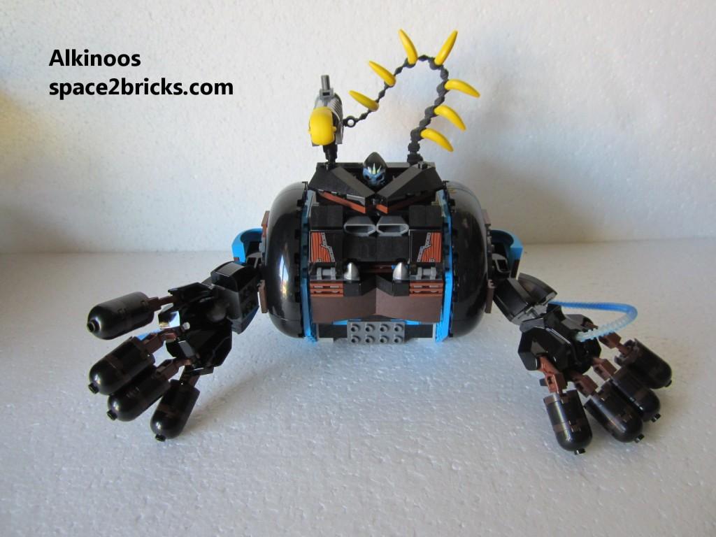 Lego Legends of Chima 70008 p22