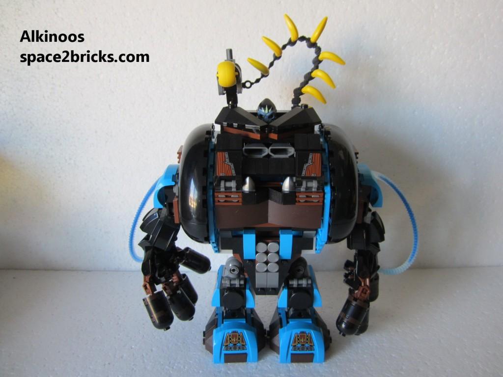 Lego Legends of Chima 70008 p24