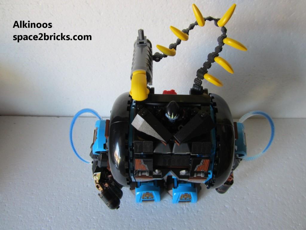 Lego Legends of Chima 70008 p28