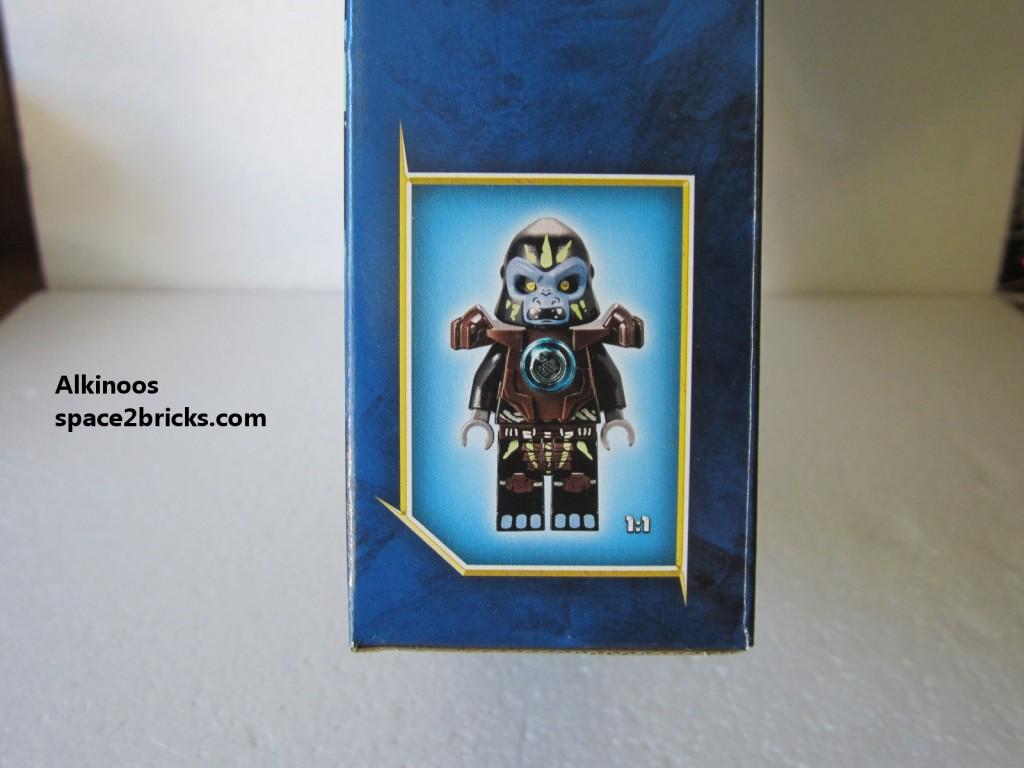 Lego Legends of Chima 70008 p3