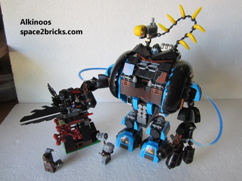 Lego Legends of Chima 70008 p31