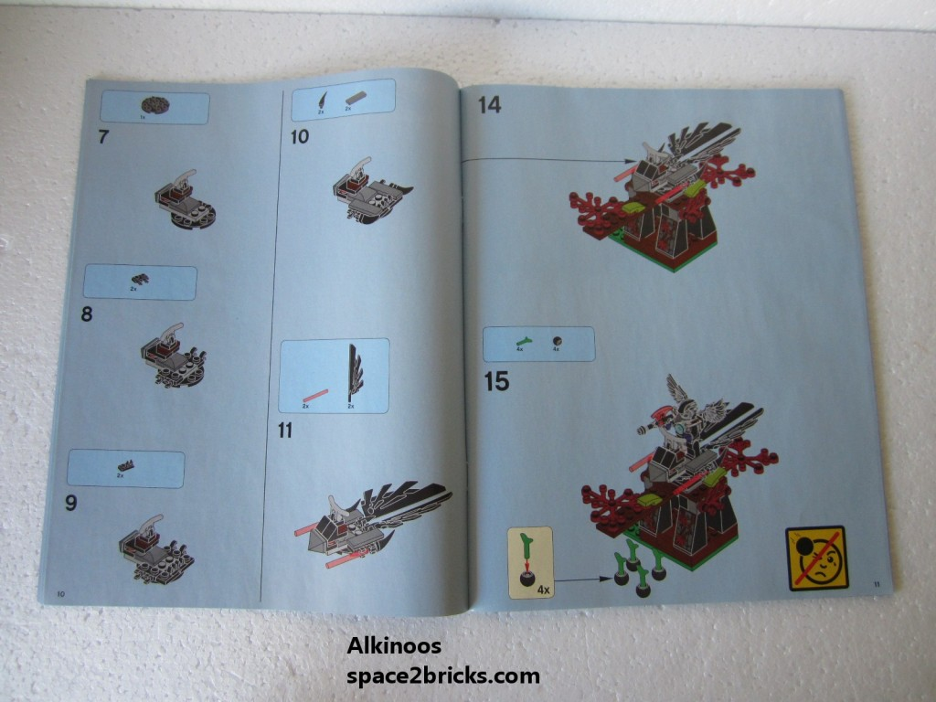 Lego Legends of Chima 70008 p5