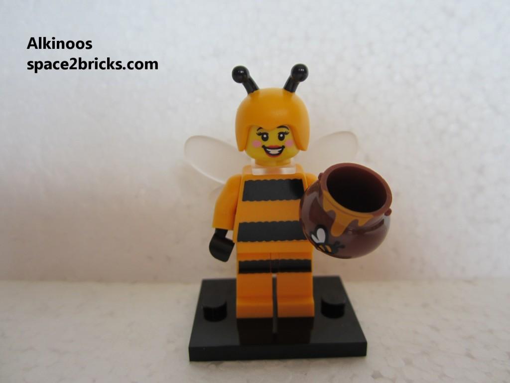 Minfig série 10 fille abeille p1