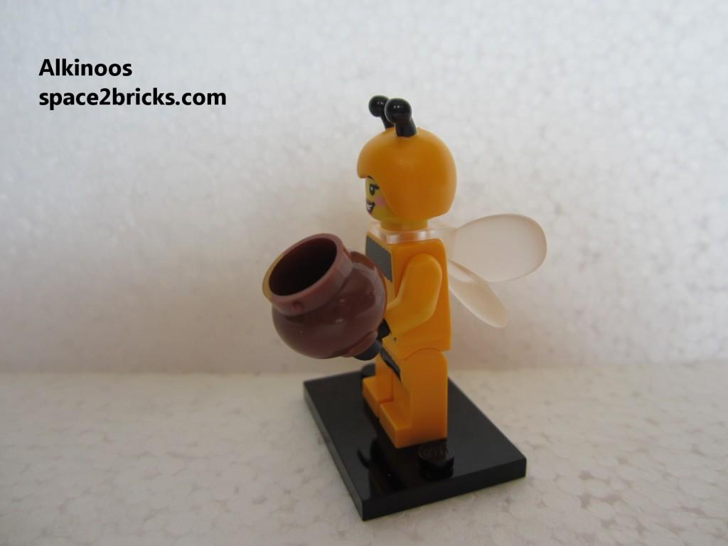 Minfig série 10 fille abeille p2