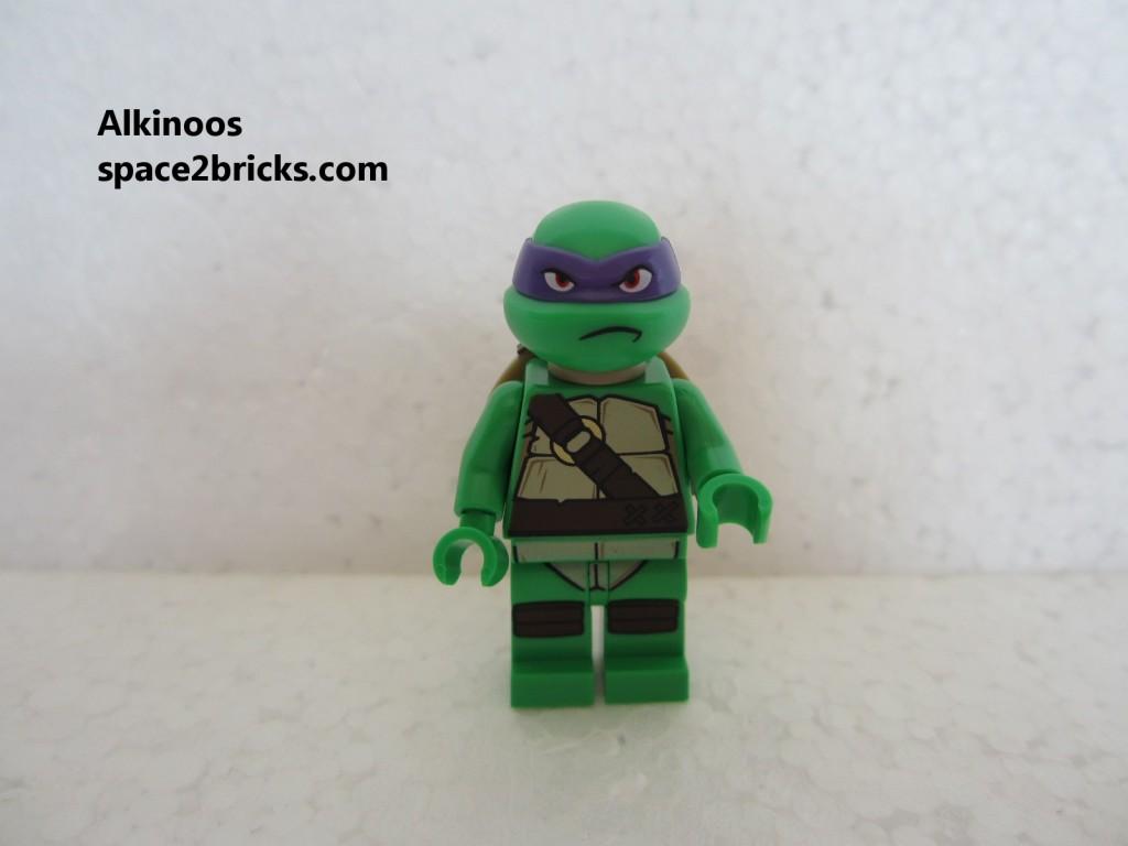 Tortue Ninja Donatello