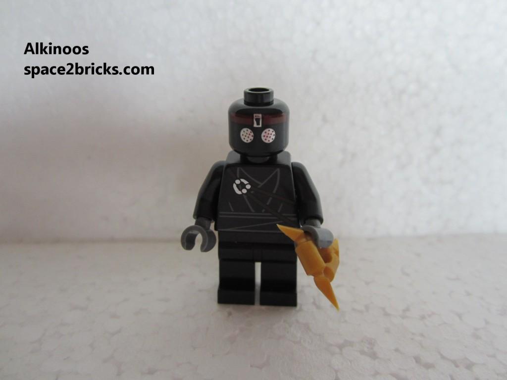 Tortue Ninja Foot Soldier