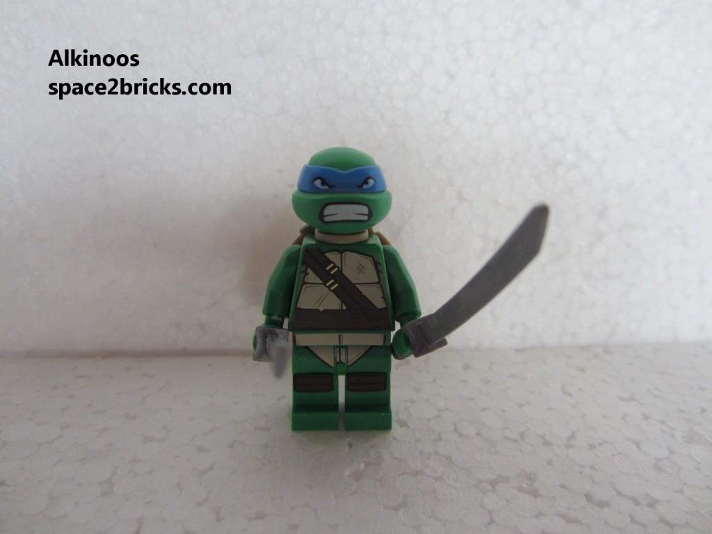 Tortue Ninja Leonardo
