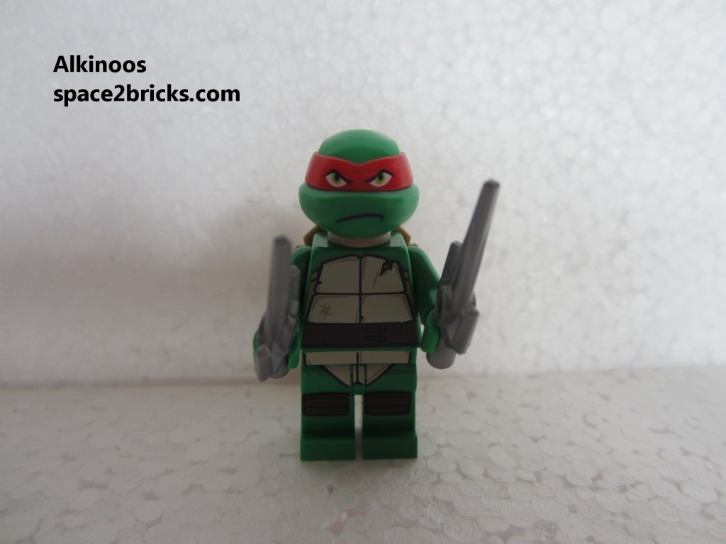 Tortue Ninja Raphaël p3